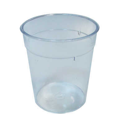 VASO RIGIDO 200ML PS TRANSPARENTE (SIN BOLSA)