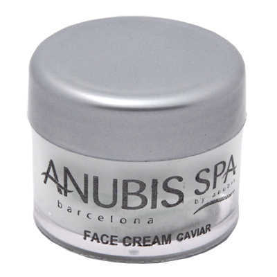 TARRO 12ML CREMA FACIAL CAVIAR ANUBIS SPA
