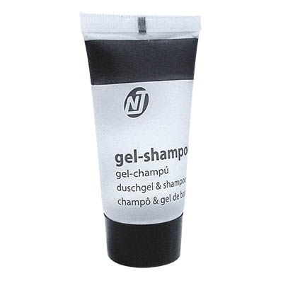 TUBO 30ML LI GEL SHAMPOO GC-C10 NT LINE