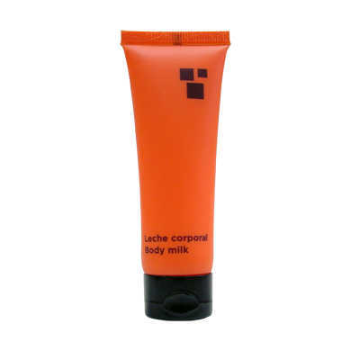 TUBO 30ML OB BODY MILK BO-001 ORANGE BLACK