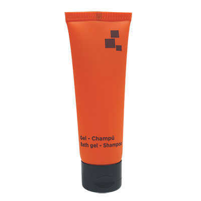 TUBO 30ML OB GEL CHAMPU GC-005 ORANGE BLACK