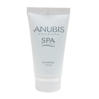 TUBO 30ML SQ CHAMPU CAVIAR ANUBIS SPA
