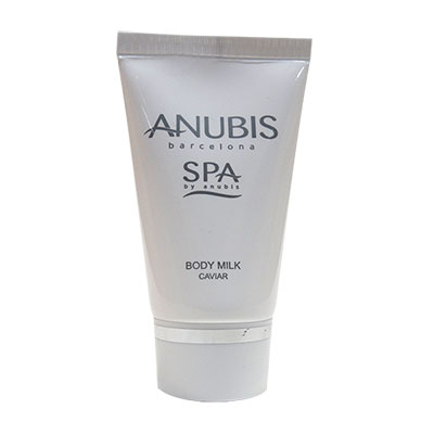 TUBO 50ML SQ BODY CAVIAR ANUBIS SPA